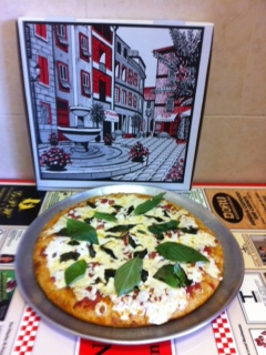 Garden Pizza - Our Margherita Pizza