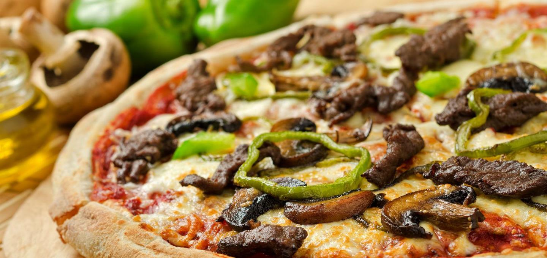 Garden Pizza - Welcome